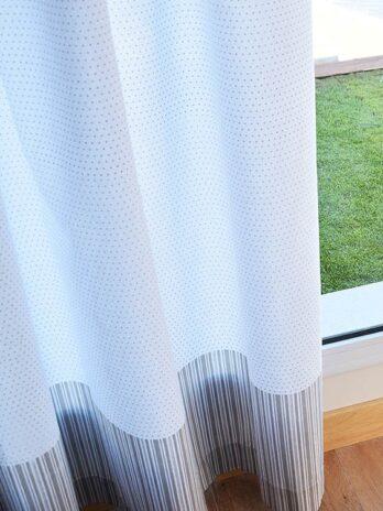 Cortinas de diseño exclusivo para dormitorio infantil