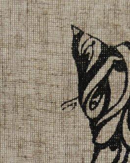 Visillos Estampados de Lino x mts2