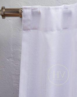 Voiles Cancún Blanco o Natural – Cortinas de Voiles Listas para instalar