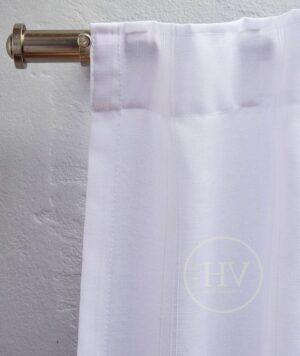 Voiles Cancún Blanco o Natural - Cortinas de Voiles Listas para instalar