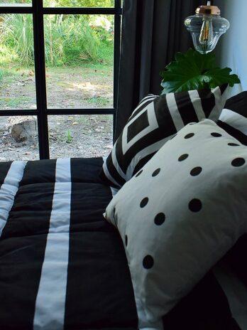 Acolchados Nórdicos de Gabardina Estampados Para Dormitorio