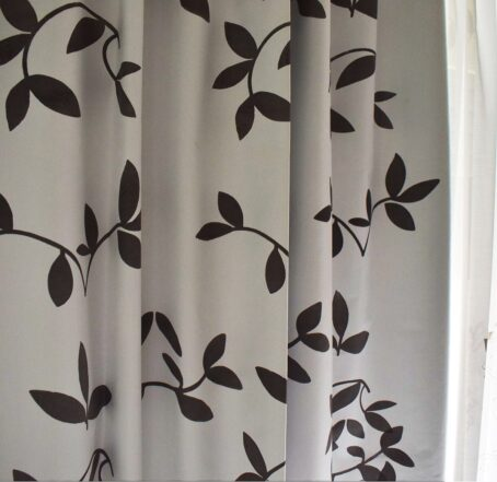 Juego Cortinas Black out Textil