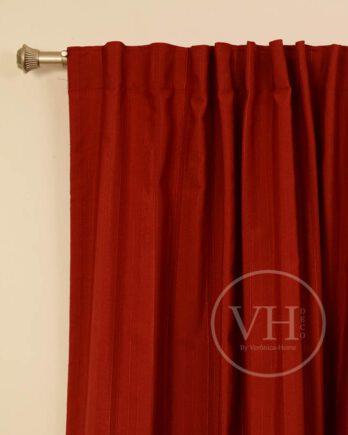 Barrales para cortinas de hierro