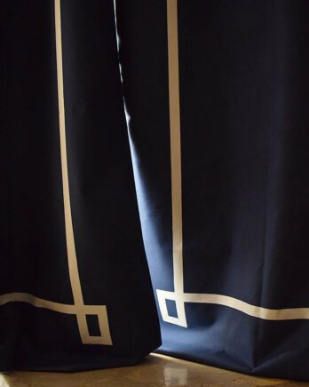 Cortinas Black Out Azul