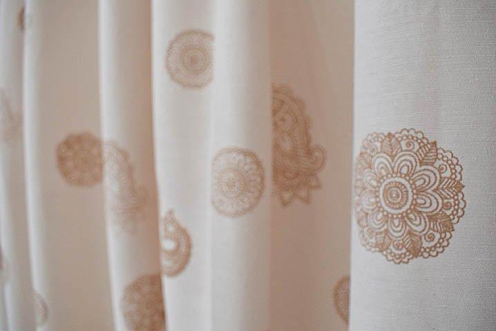 cortina Estilo Portugues