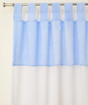 cortinas con motivos infantiles